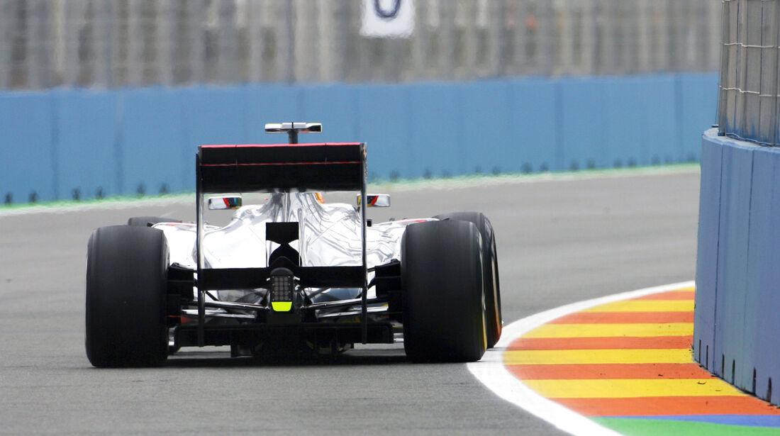 McLaren Technik GP Europa 2012