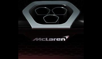 McLaren Ultimate Series Teaser