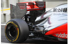 McLaren - Young Driver Test - Abu Dhabi - 8. November 2012