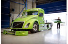 Mean Green Race-Truck Rekord-LKW Volvo 2012