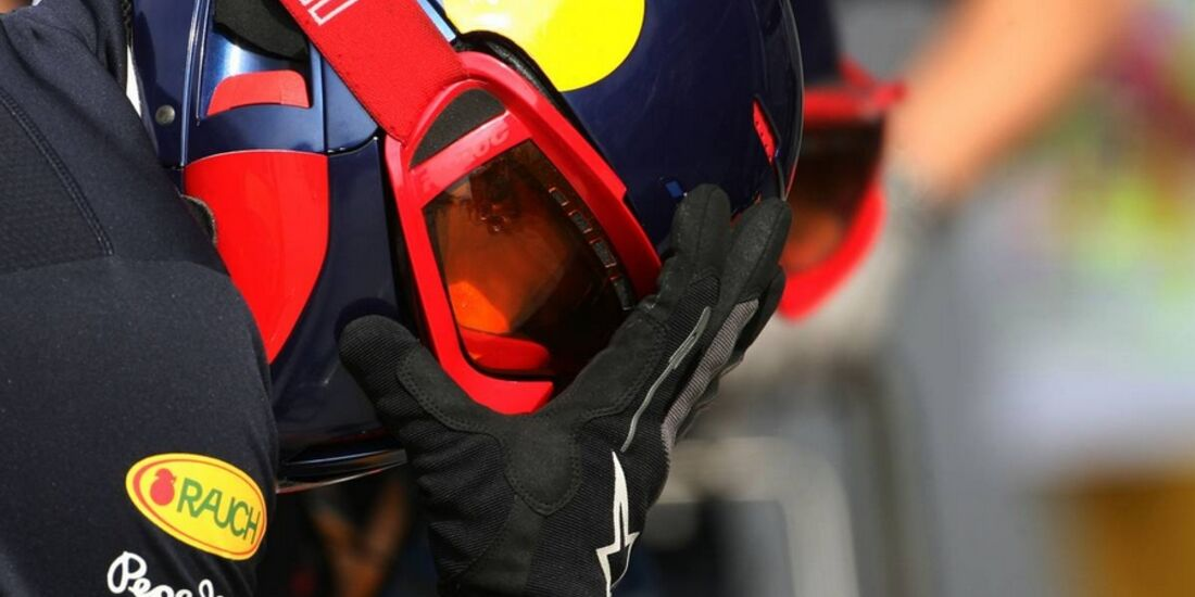 Mechaniker GP Malaysia 2011 Formel 1