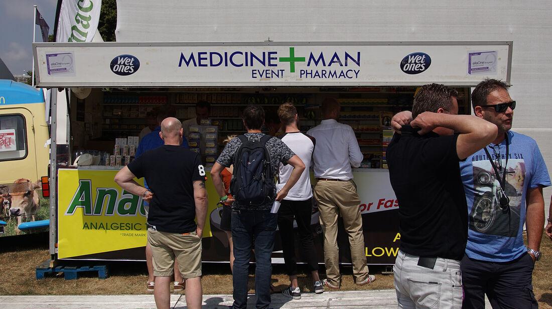 Medicine Man Event Pharmacy