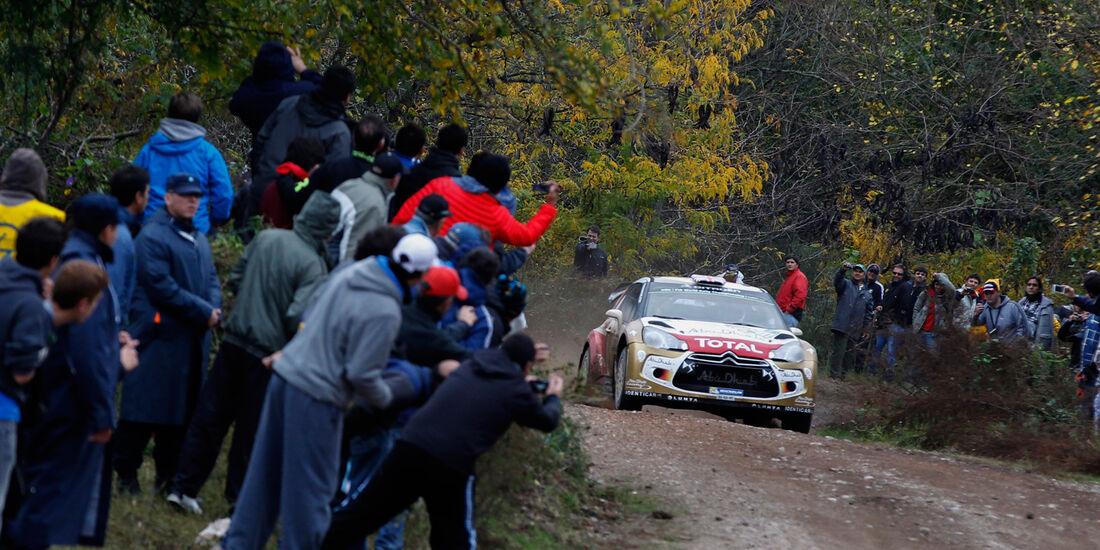 Meeke - Rallye Argentinien 2014 - WRC