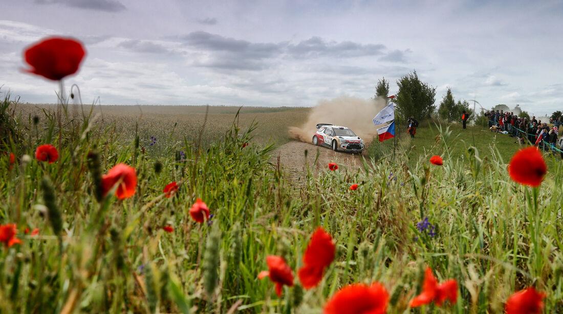 Meeke - Rallye Polen 2014