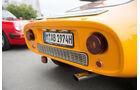 Melkus RS 1000, Heckleuchte