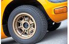 Melkus RS 1000, Rad, Felge