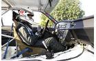 Mercedes 190 E 2.3-16, Cockpit