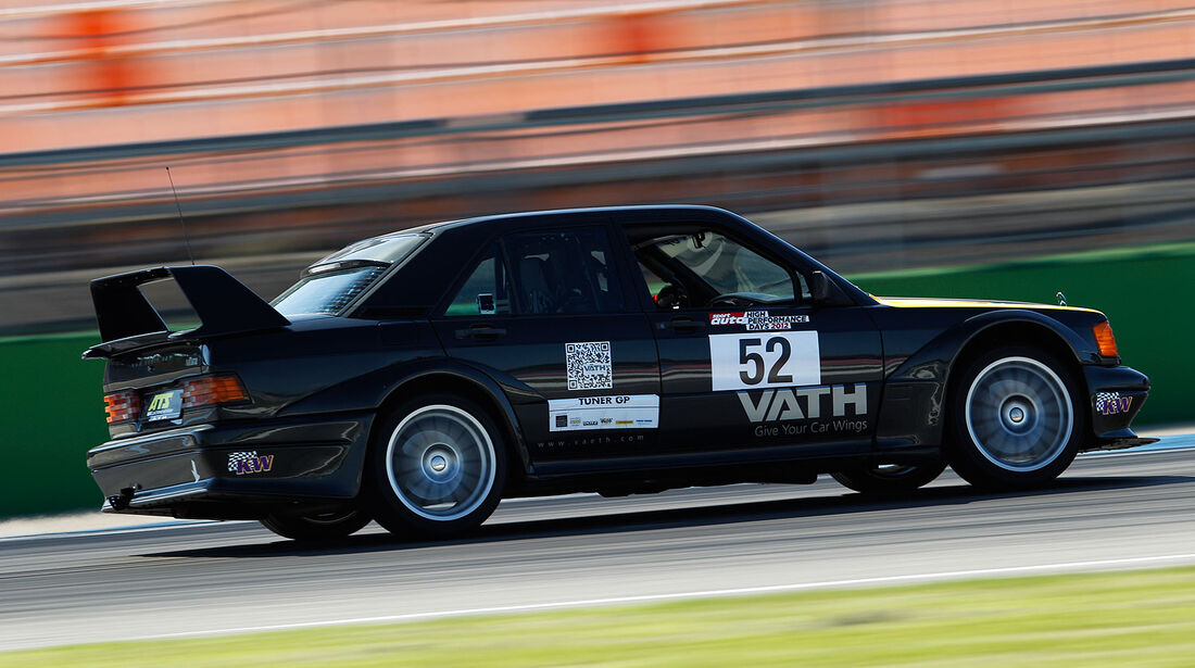 Mercedes 190 E 2.3 16V, TunerGP 2012, High Performance Days 2012, Hockenheimring