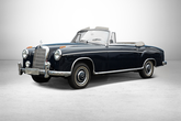 Mercedes 220 S Ponton Cabriolet bei Auctionata-Auktion, Mercedes-Benz-Only