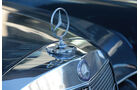 Mercedes 220 SE, Mercedes-Benz Logo, Detail