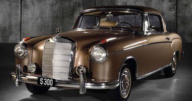 Mercedes 220SE Coupé (1958) Wiesenthal