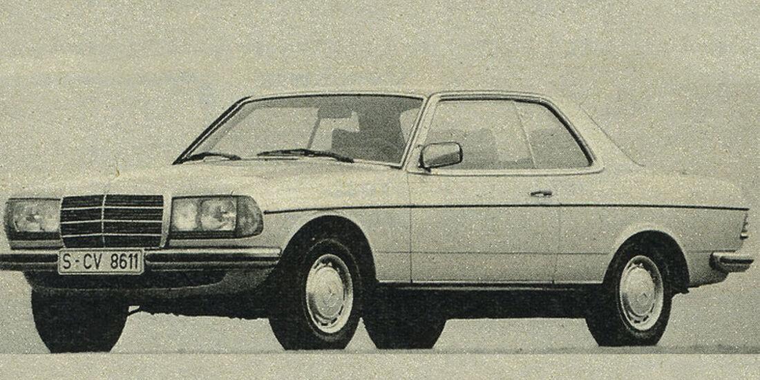 Mercedes, 230 CE, IAA 1981