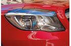 Mercedes 250 GLA 4matic, Frontscheinwerfer