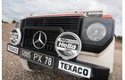 Mercedes 280 GE Dakar, Kühlergrill