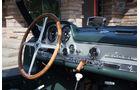Mercedes 300 SL, Max Hoffman, Cockpit