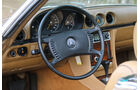 Mercedes 350 SL, Cockpit