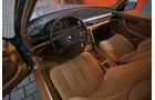 Mercedes 380 SE–560 SEL (W126), Cockpit