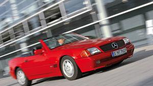 Mercedes 600 SL, Frontansicht