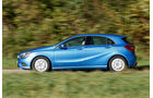 Mercedes A 180 Style Blue Efficiency Edition, Seitenansicht