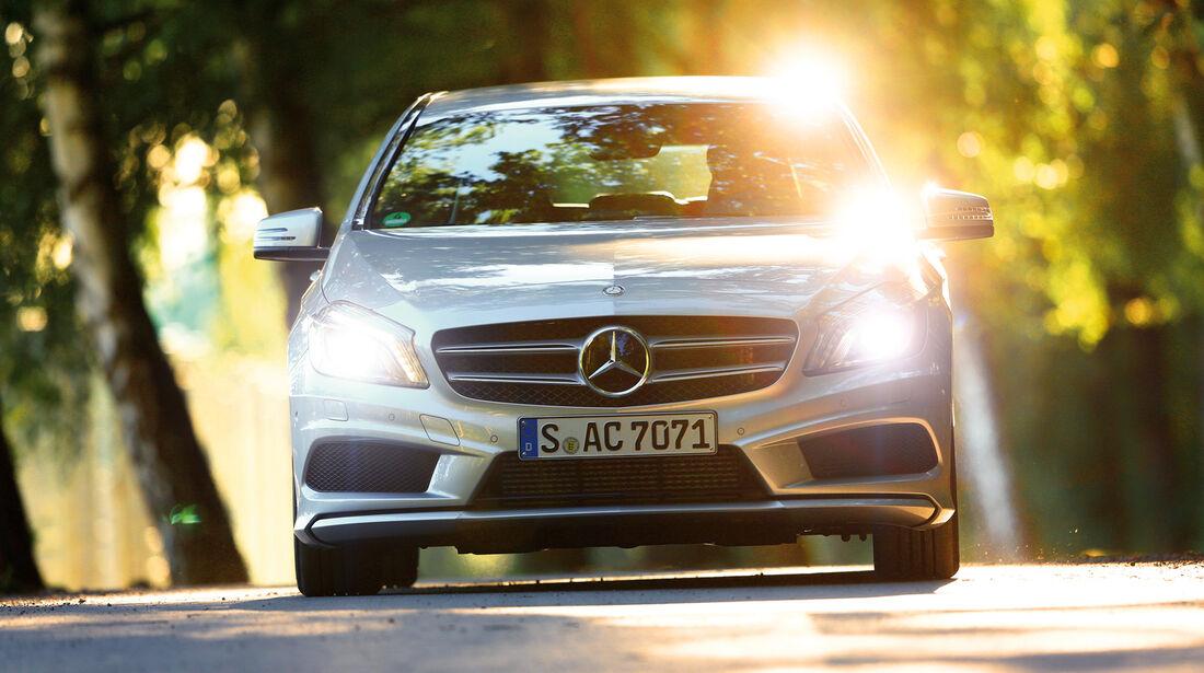 Mercedes A 200 CDI AMG Sport, Frontansicht