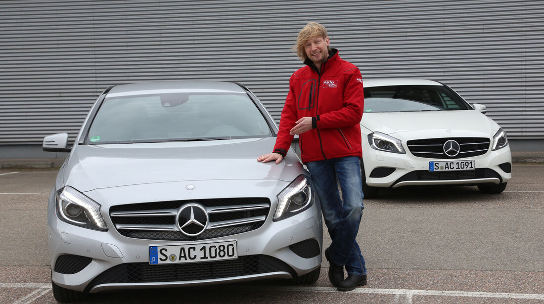 Mercedes A 250, Mercedes A 220 CDI, Fazit, Marcus Peters