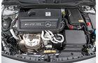 Mercedes A 45 AMG, Motor