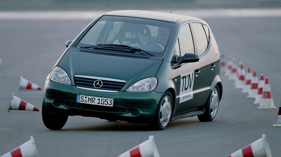 Mercedes A-Klasse, 1998