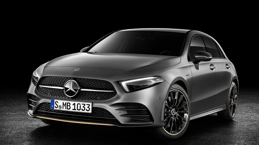Mercedes A-Klasse 2018 W204