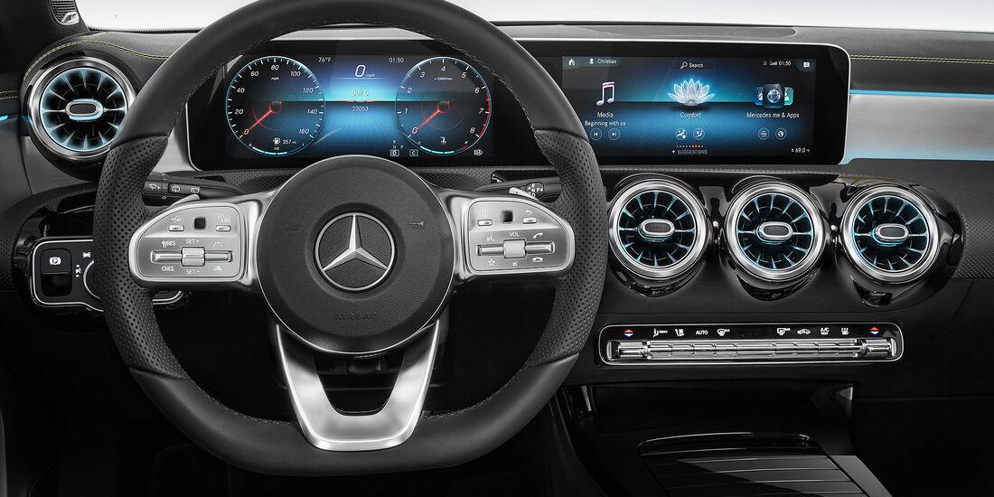 Mercedes A-Klasse 2018 W209