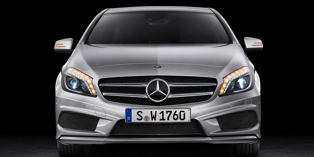 Mercedes A-Klasse, Bi-Xenon-Scheinwerfer