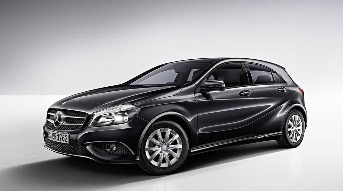 Mercedes A-Klasse Blue Efficiency Edition