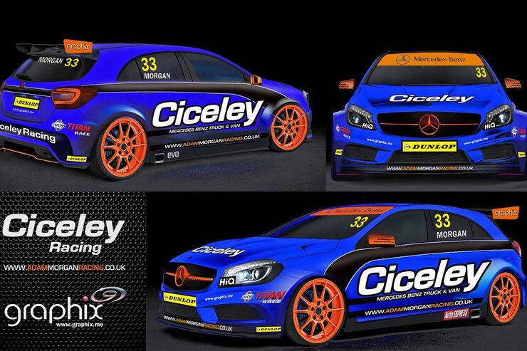 Mercedes A-Klasse, Ciceley Racing