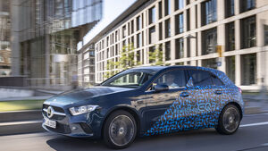 Mercedes A-Klasse Plug-in-Hybrid, Exterieur