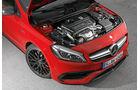Mercedes-AMG A45 4Matic, Motor