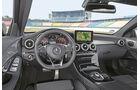 Mercedes-AMG C 63, Cockpit