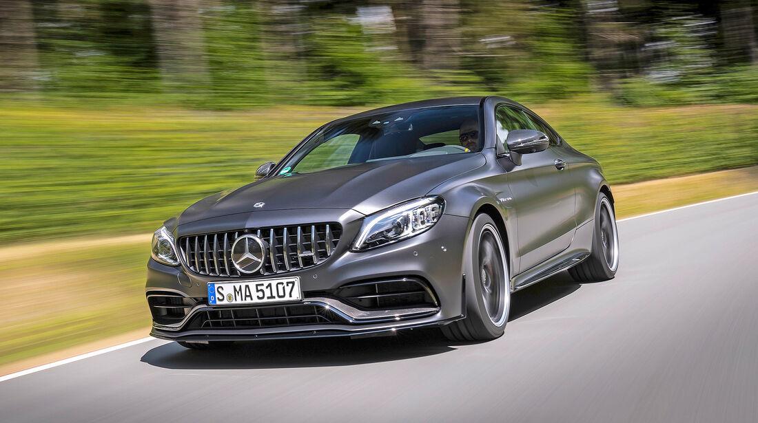 Mercedes-AMG C 63 S Coupé - Serie - Coupes bis 100000 Euro - sport auto Award 2019