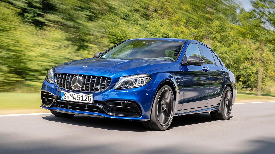 Mercedes-AMG C 63 S - Serie - Limousinen bis 100000 Euro - sport auto Award 2019