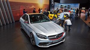 Mercedes AMG C 63
