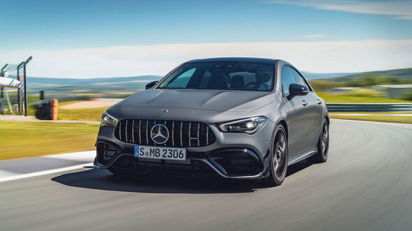 Mercedes-AMG CLA 45 4Matic+ (2019)