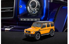 "Mercedes-AMG G 63 - Modellauto-Serie - ""Crazy Colors"" - sunsetbeam"
