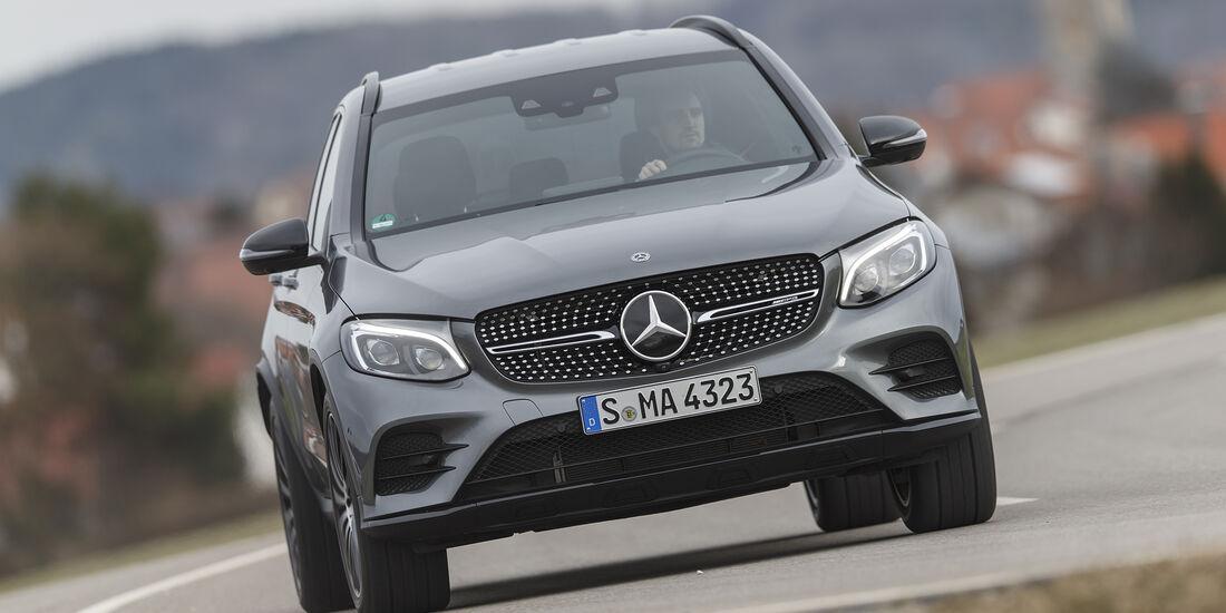 Mercedes-AMG GLC 43 4Matic, Exterieur, Front