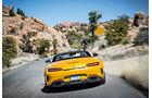 Mercedes-AMG GT C Roadster Heck