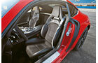 Mercedes-AMG GT, Fahrersitz