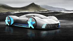 Mercedes-AMG GT Future Concept