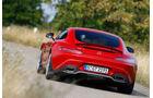 Mercedes-AMG GT, Heckansicht