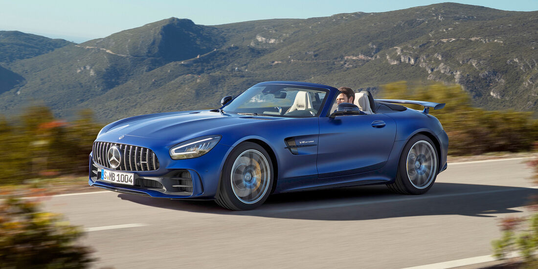 Mercedes-AMG GT R Roadster - Serie - Cabrios ueber 150000 Euro - sport auto Award 2019