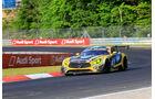 Mercedes-AMG GT3 - Startnummer #4 - 24h-Rennen Nürburgring 2018 - Nordschleife - Samstag 12.5.2018