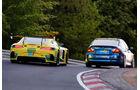 Mercedes AMG GT3 - Startnummer #48 - 24h-Rennen Nürburgring 2017 - Nordschleife
