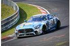 Mercedes-AMG GT4 - Startnummer #162 - Black Falcon Team Identica - SP10 - VLN 2019 - Langstreckenmeisterschaft - Nürburgring - Nordschleife