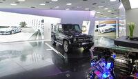 Mercedes AMG Peking Showroom
